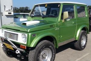 JAZZ MT 4WD リフトアップ