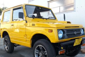 JAZZ ATターボ 4WD リフトアップ