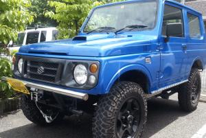 JAZZ MTターボ 4WD リフトアップ